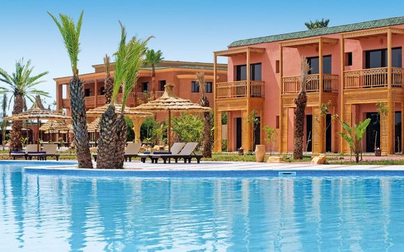 Aqua Fun Club Marrakech 4*