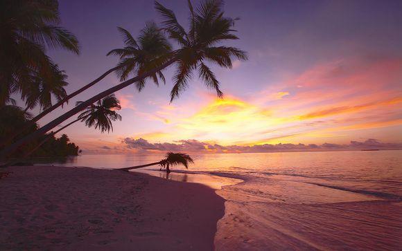 Willkommen in...Dubai und auf den Malediven!