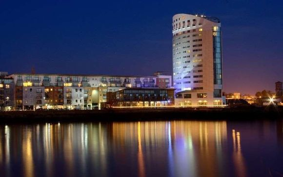 Clayton Hotel Limerick 4*