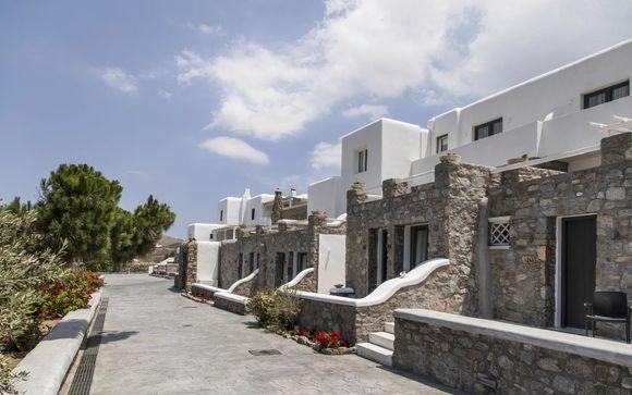 Ftelia Bay Boutique Hotel Mykonos 4*