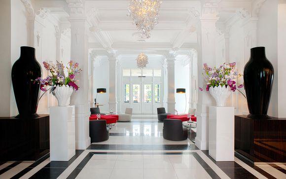Design e lusso in splendido 4*