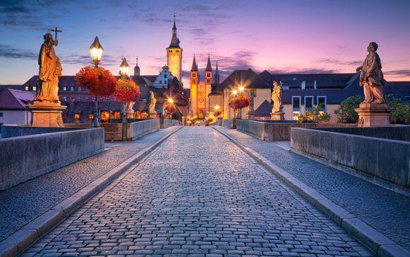 Willkommen in... Würzburg!
