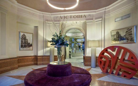 NH Collection Granada Victoria 4*