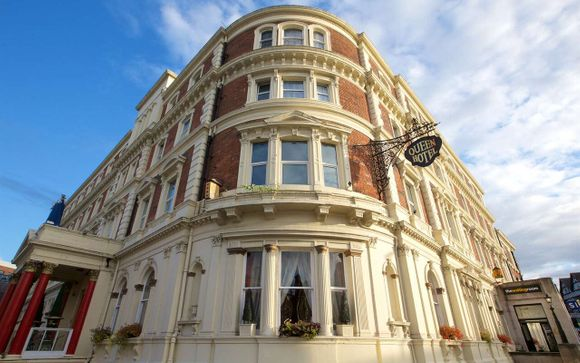 The Queen at Chester Hotel, Best Western Premier Collection 4*