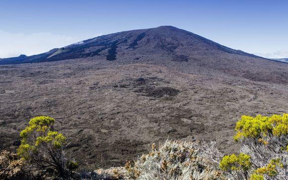 Quad au volcan (2h)