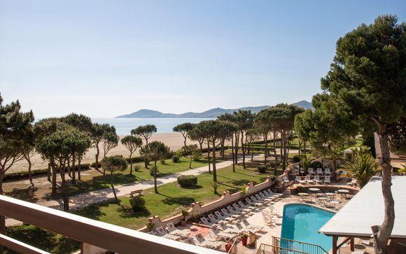 Grand Hôtel du Lido - Argelès-sur-Mer - Jusqu'     à -70% | Voyage Privé