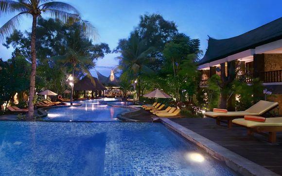L'Aston Sunset Beach Resort Gili Trawangan