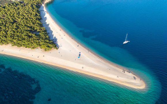 Sole, Relax e Mare vicino la spiaggia del Corno d'oro