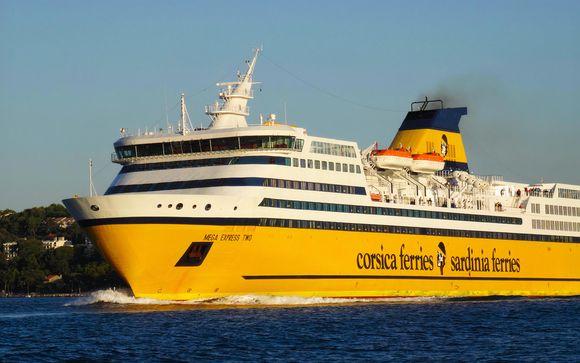 Imbarcatevi con Sardinia Ferries