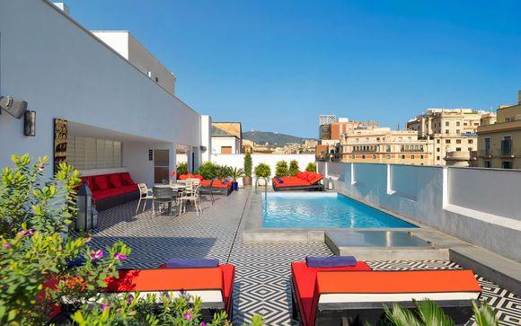 Design ed eleganza in hotel 4*