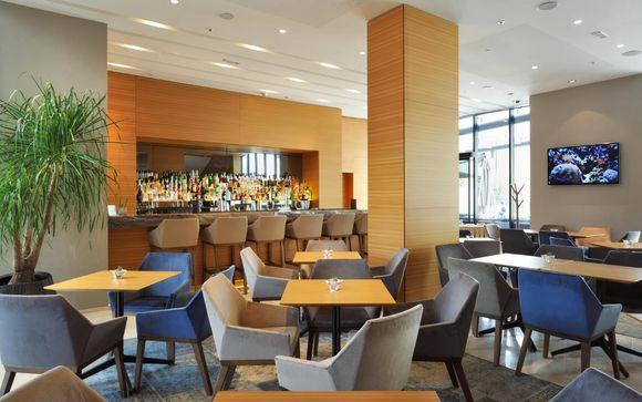 Radisson Blu Plaza Hotel Ljubljana 4*