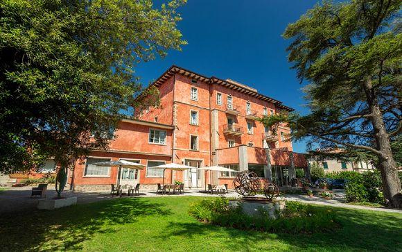 Le Grand Hotel Impero Resort 4*
