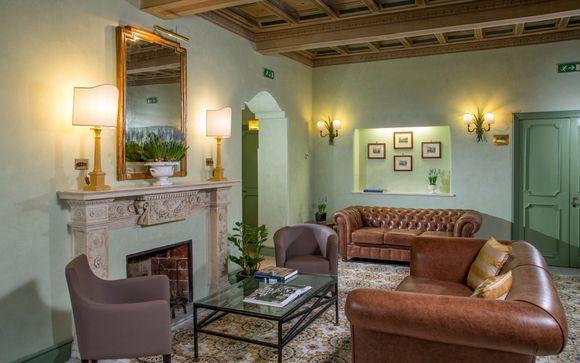 L'Hotel Villa Grazioli Boutique
