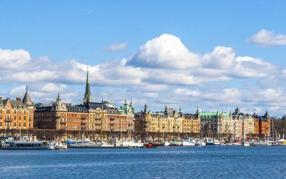 Affascinante atmosfera scandinava