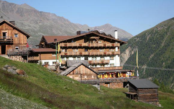 L'Hotel Silbertal 4* Sölden