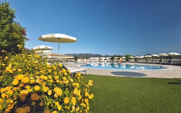 Resort con All Inclusive e spiagge bianche