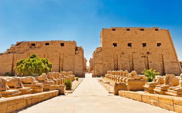 Egipto / El Cairo y crucero por el Nilo