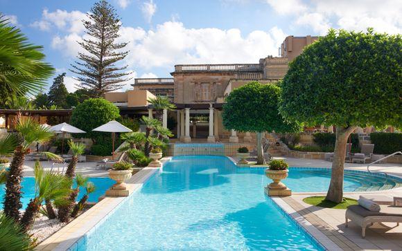 Soggiorno in una splendida proprietà con bellissimi giardini e spa
