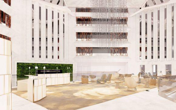 L'Hotel JW Mariott Cannes 5*