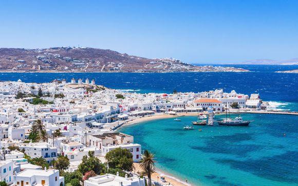Mykonos, en Grecia, te espera