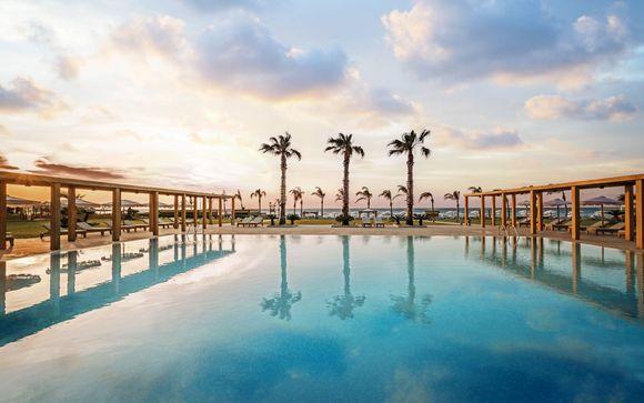 Esclusivo soggiorno di lusso in fronte al Mar Egeo