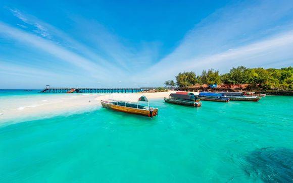 Parenthèse enchantée à Zanzibar : excursions incluses