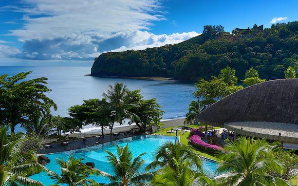 Poussez les portes de l'hôtel Tahiti by Pearl Resort 4*