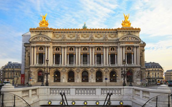 Fascino cinematografico e design nel centro di Parigi