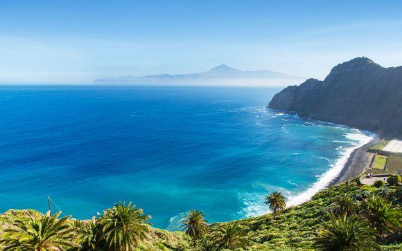 Vacanza e relax sull'isola dell'eterna primavera