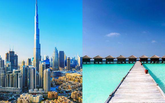 Rendez-vous... à Dubaï et aux Maldives !