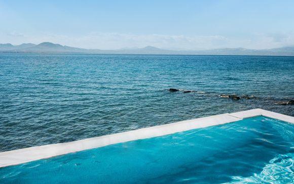 Relax in riva al mare in Boutique Hotel contemporaneo