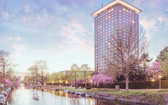 L'Okura Hotel Amsterdam 5*