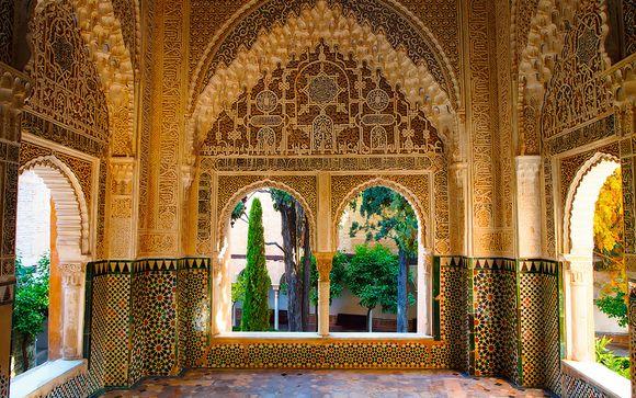 Granada, en Andalucía, te espera