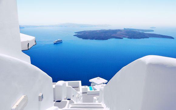 Il fascino della Grecia da Atene alle Cicladi