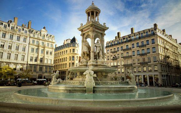 Partez à la découverte de Lyon