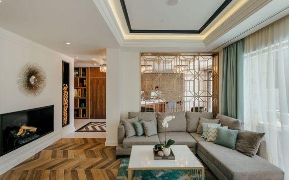 Poussez les portes de votre boutique-hôtel 5* Luxe