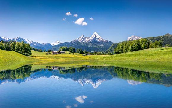 Willkommen in den Schweizer Alpen