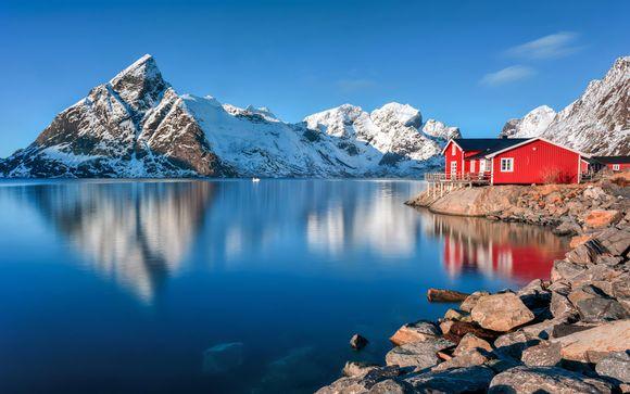 Le terre vichinghe da est a ovest tra i fiordi norvegesi