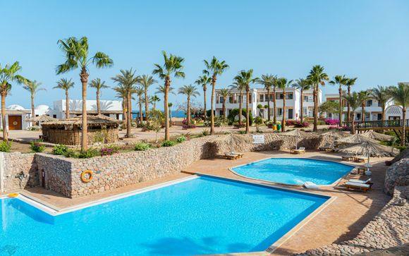 All Inclusive panoramico sul Golfo di Aqaba e sul Mar Rosso