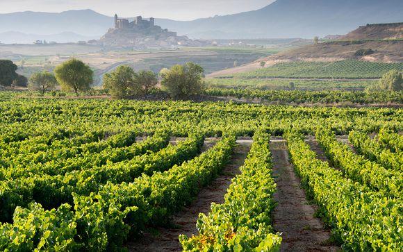 Laguardia, en la Rioja Alavesa, te espera