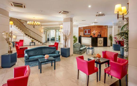 Hotel Cristoforo Colombo 4*