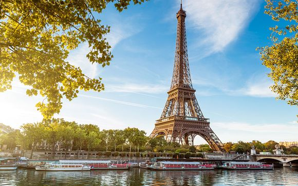 París, en Francia, te espera
