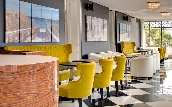 Il Grand Hotel des Sablettes Plage, Curio Collection by Hilton 4*