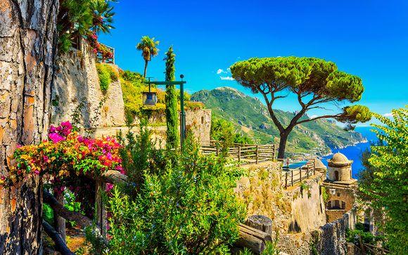 Spiagge da sogno e villaggi pittoreschi nello splendido Golfo di Napoli