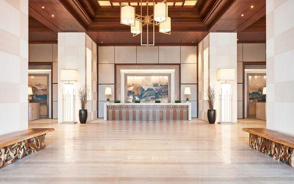 Poussez les portes du Hilton Al Habtoor Dubaï 5*