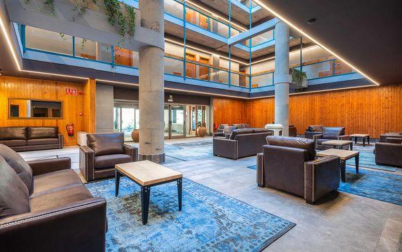 The Ushuaia Mountain Hotel 4*