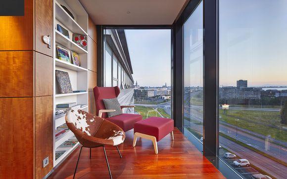 Hilton Reykjavik Nordica 4*