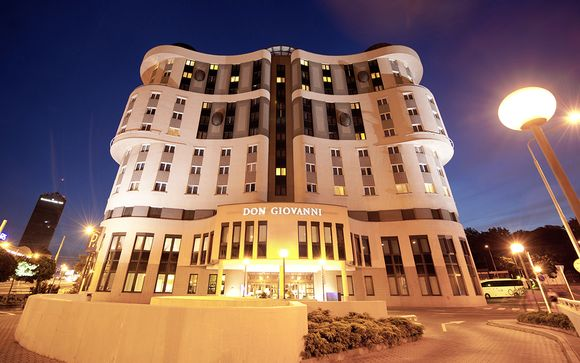 Don Giovanni Hotel 4*