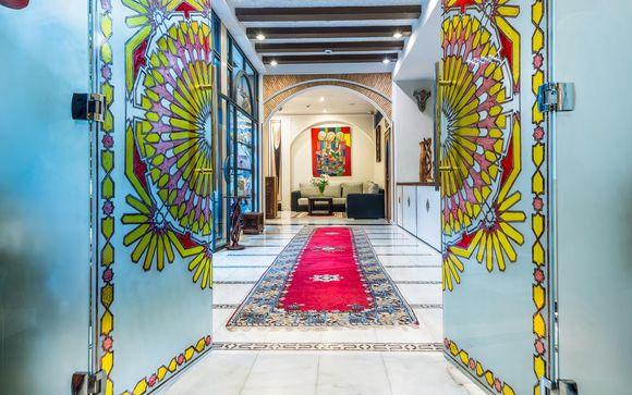 Art Place Hotel & Ryad Marrakech 5*