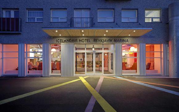 L'Icelandair Hotel Marina 4*